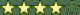 4.0 star rating