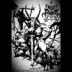 666 Hell Goat - Manifest of Lord Impaler and Goatpoison
