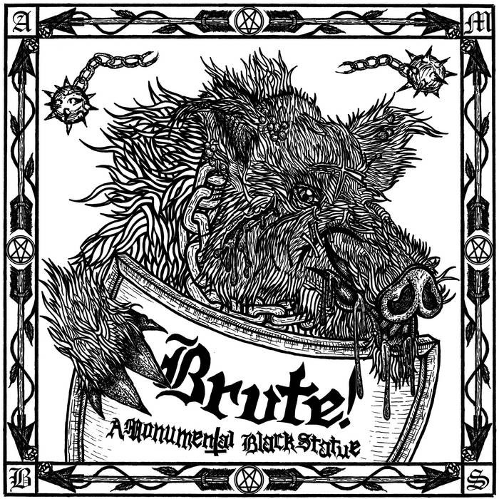 Review for A Monumental Black Statue - Brute