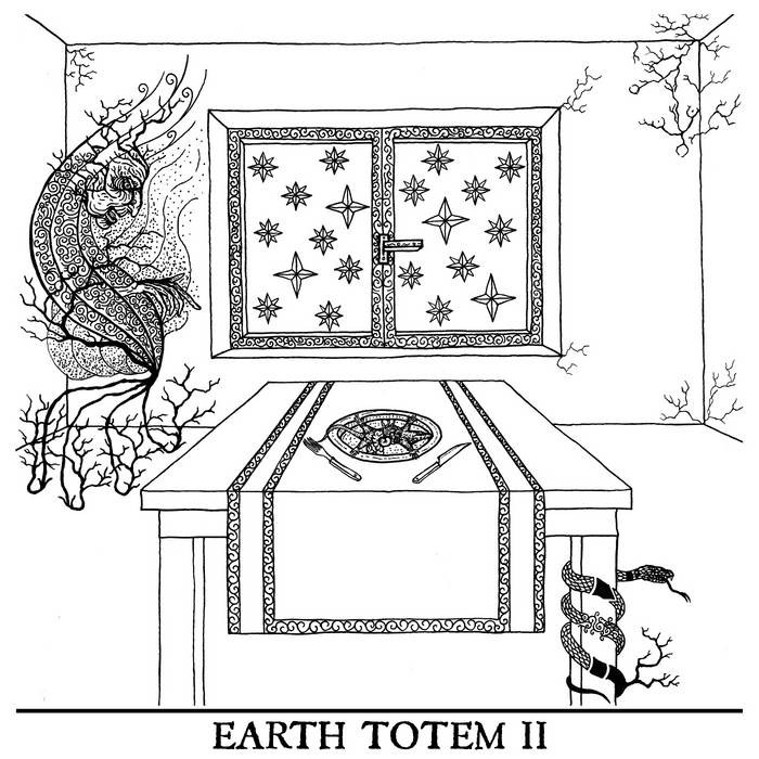 Review for A Monumental Black Statue - Earth Totem II