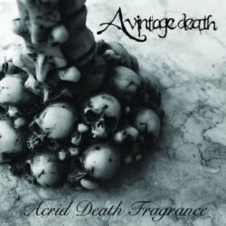 Review for A Vintage Death - Acrid Death Fragrance