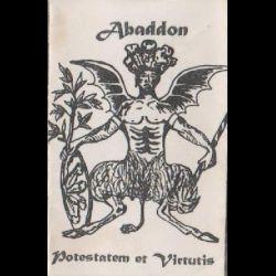 Abaddon (BRA) - Potestatem et Virtutis