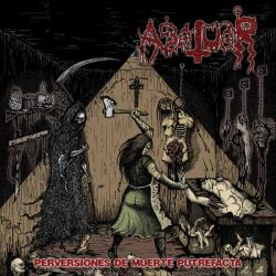 Review for Abatuar - Perversiones de Muerte Putrefacta