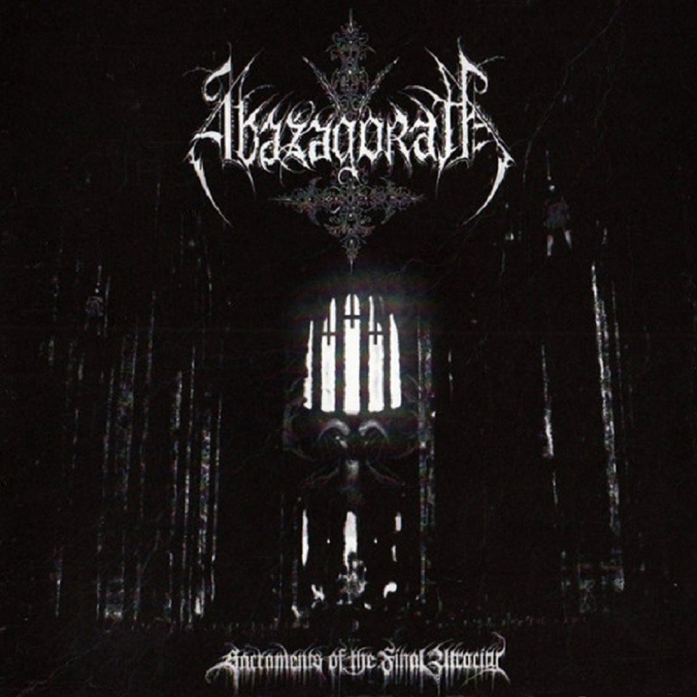 Review for Abazagorath - Sacraments of the Final Atrocity