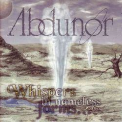 Abdunor - Whispers in Nameless Forms