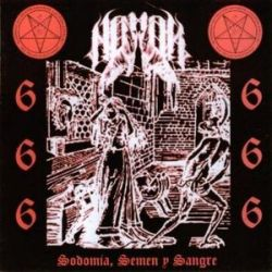 Review for Abhor (ECU) - Sodomia, Semen y Sangre