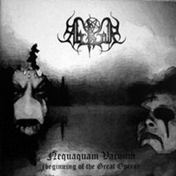 Abhor (ITA) - Nequaquam Vacuum (Beginning of the Great Opera)