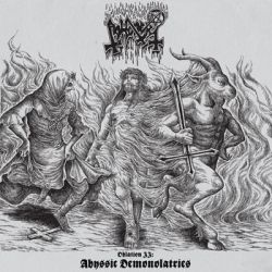 Abhorer - Oblation II: Abyssic Demonolatries