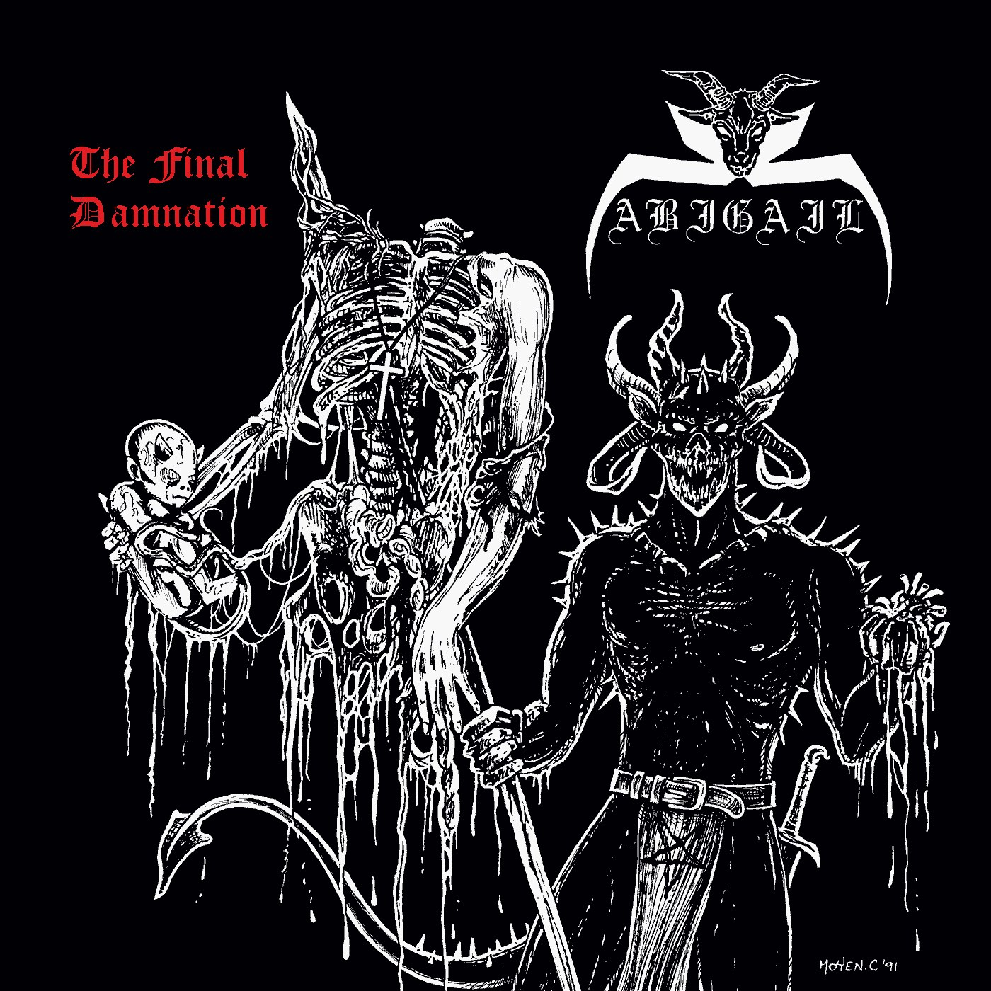 Abigail (JPN) - The Final Damnation