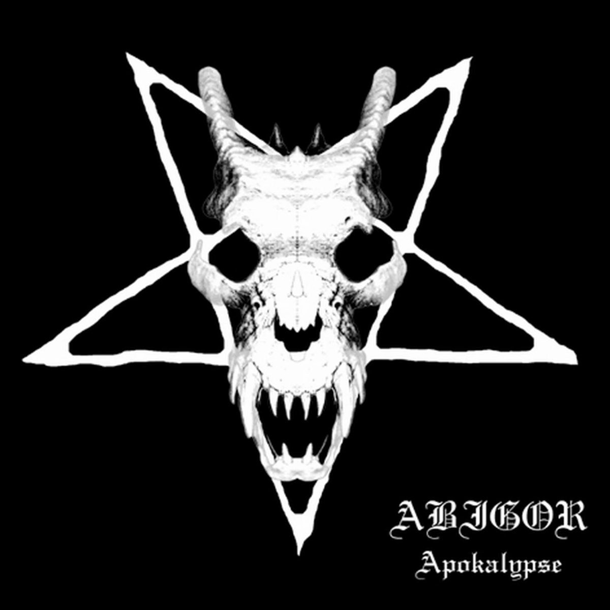 Review for Abigor - Apokalypse