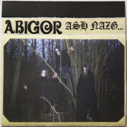 Review for Abigor - Ash Nazg...