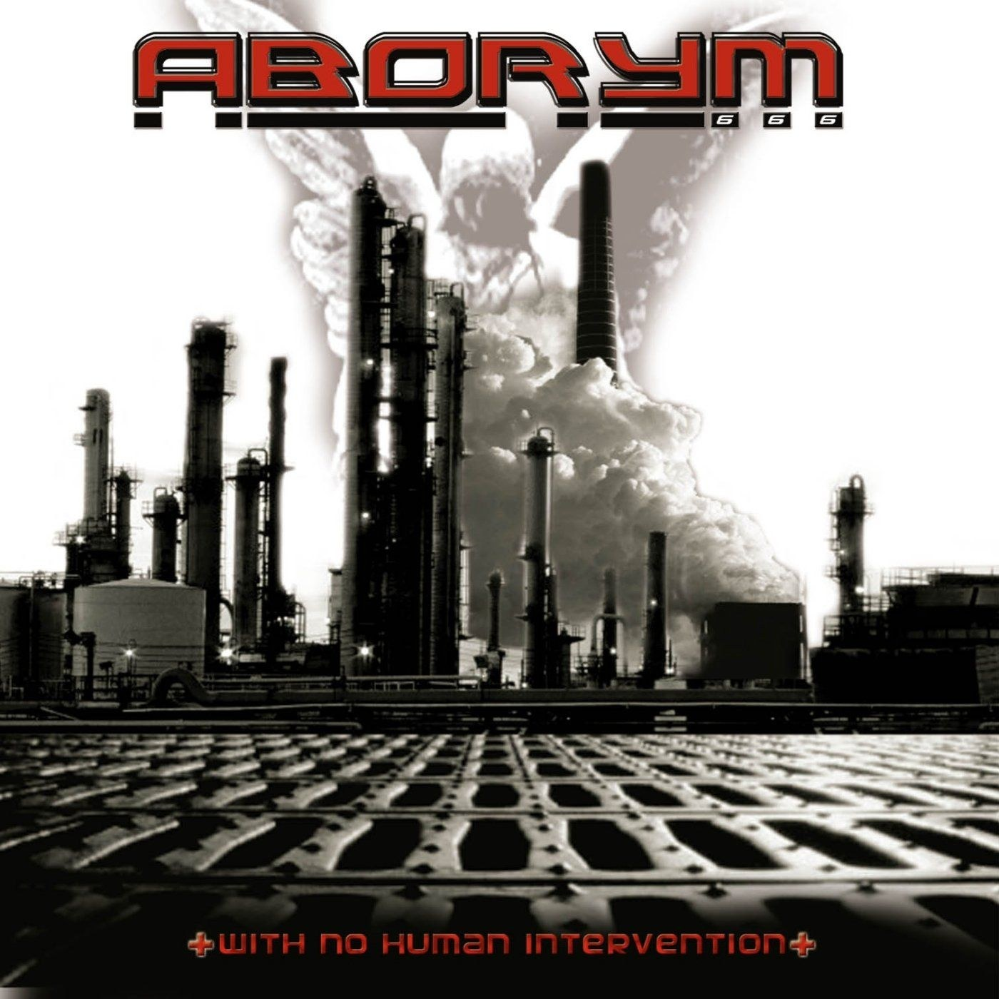 Review for Aborym - With No Human Intervention