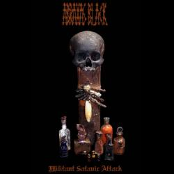 Review for Abraxas Black - Militant Satanic Attack