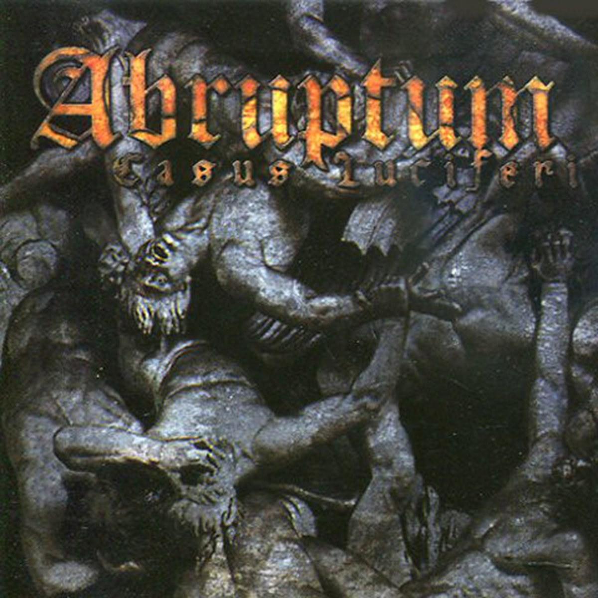 Review for Abruptum - Casus Luciferi