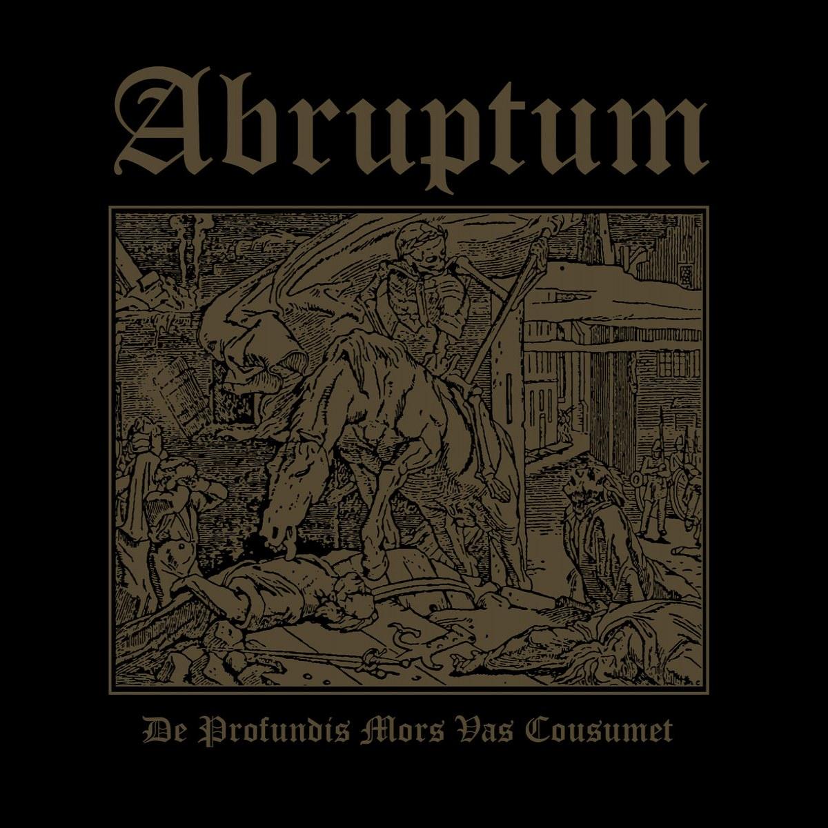 Review for Abruptum - De Profundis Mors Vas Cousumet