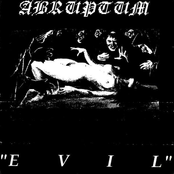 Reviews for Abruptum - Evil