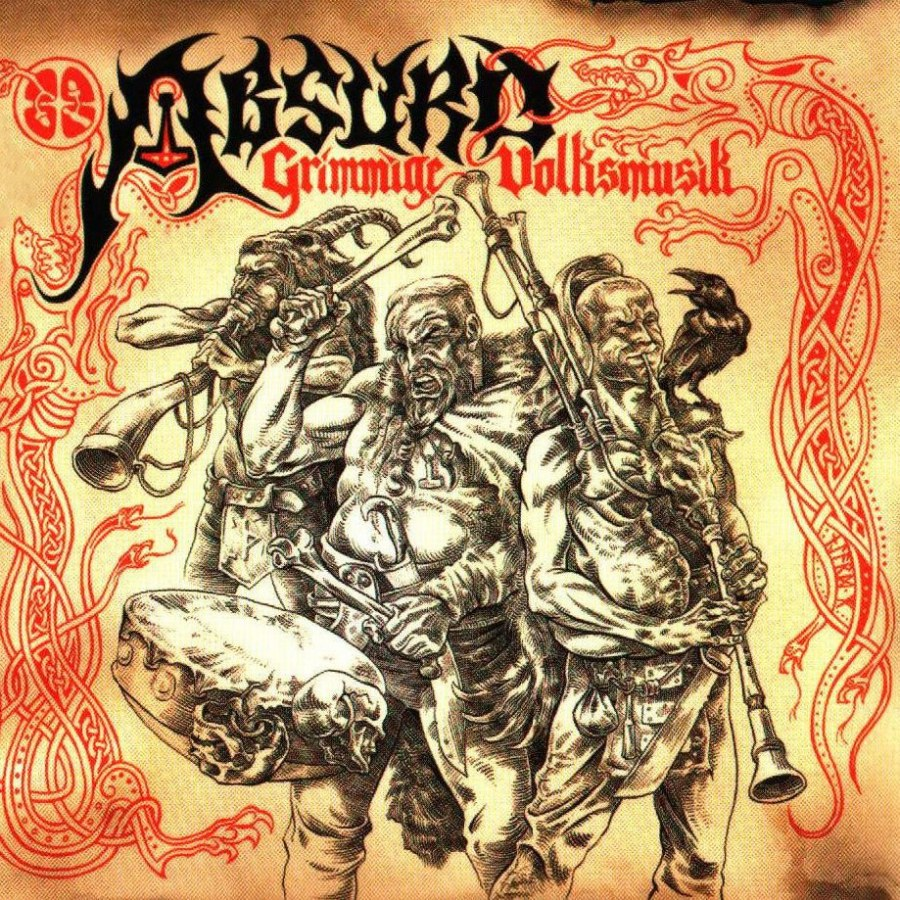 Review for Absurd - Grimmige Volksmusik