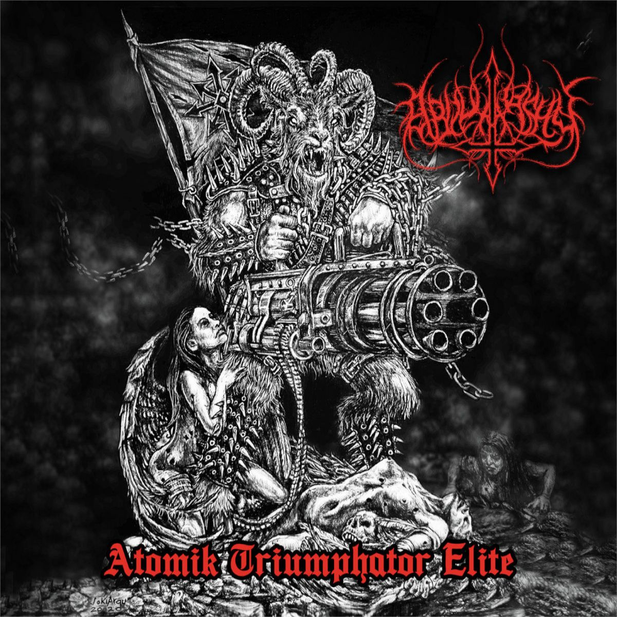 Review for Abvulabashy - Atomik Triumphator Elite