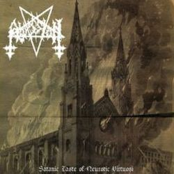Review for Abyssion (USA) - Satanic Taste of Neurotic Virtuosi