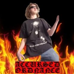 Reviews for Accursed Ordnance - Armageddon Destruction Metal