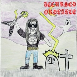Reviews for Accursed Ordnance - Zombie Cult Metal