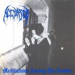 Review for Accursed (USA) - Meditations Among the Tombs