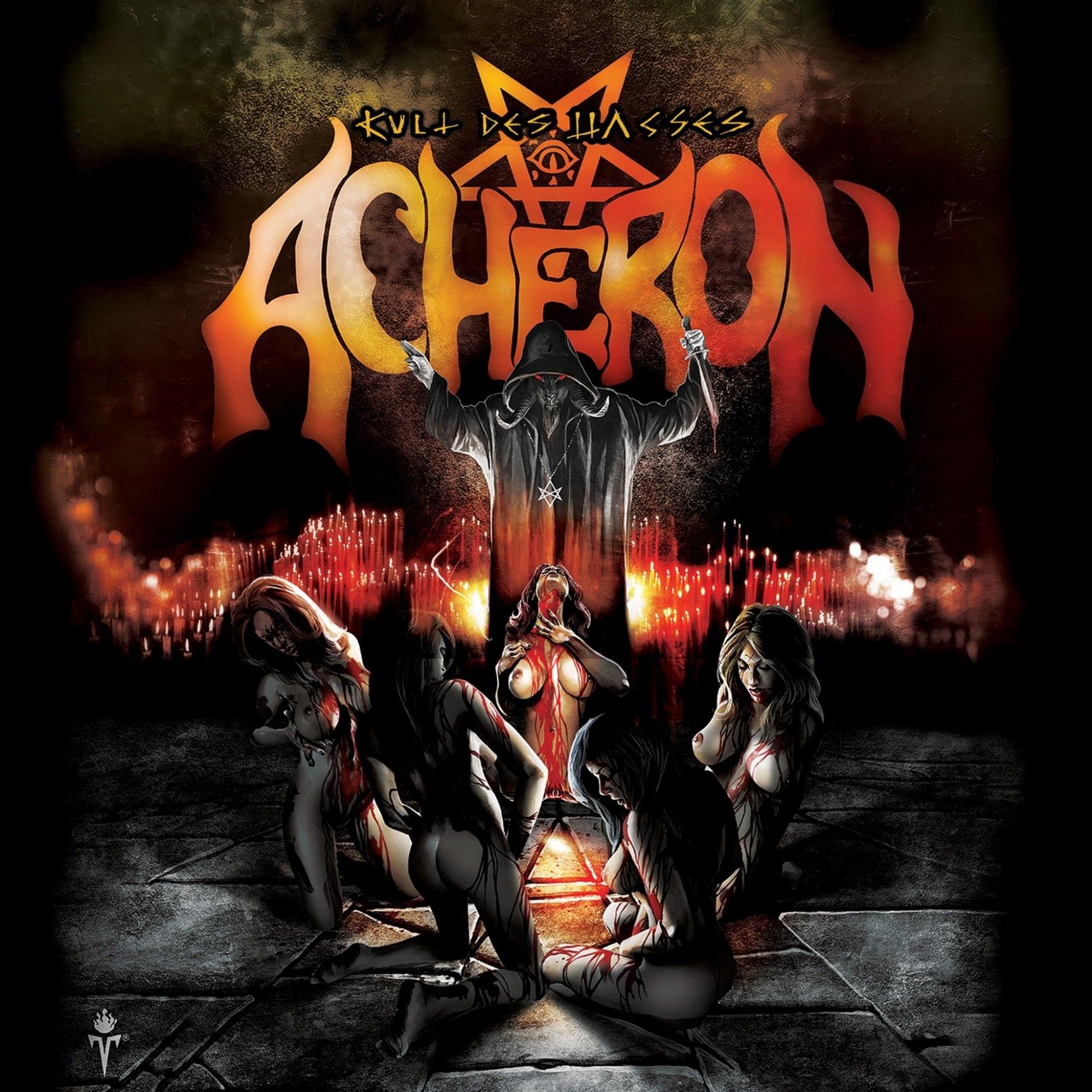 Reviews for Acheron - Kult des Hasses
