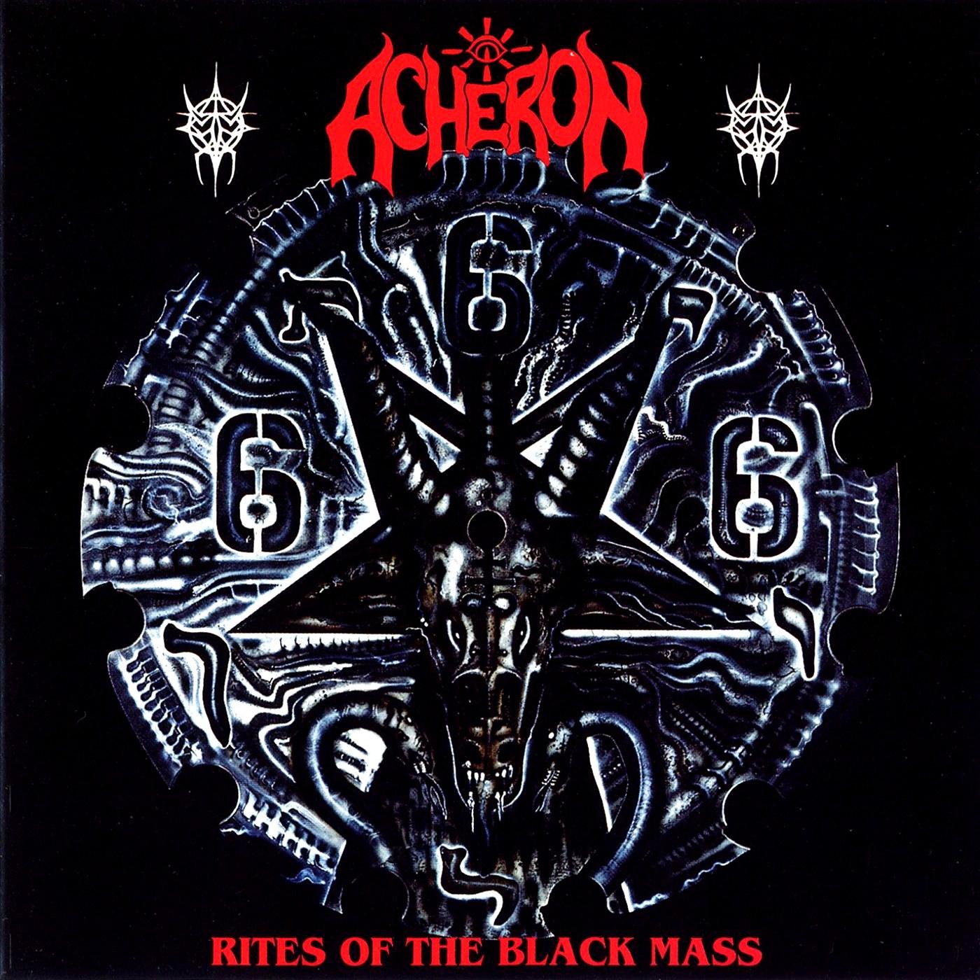 Reviews for Acheron - Rites of the Black Mass