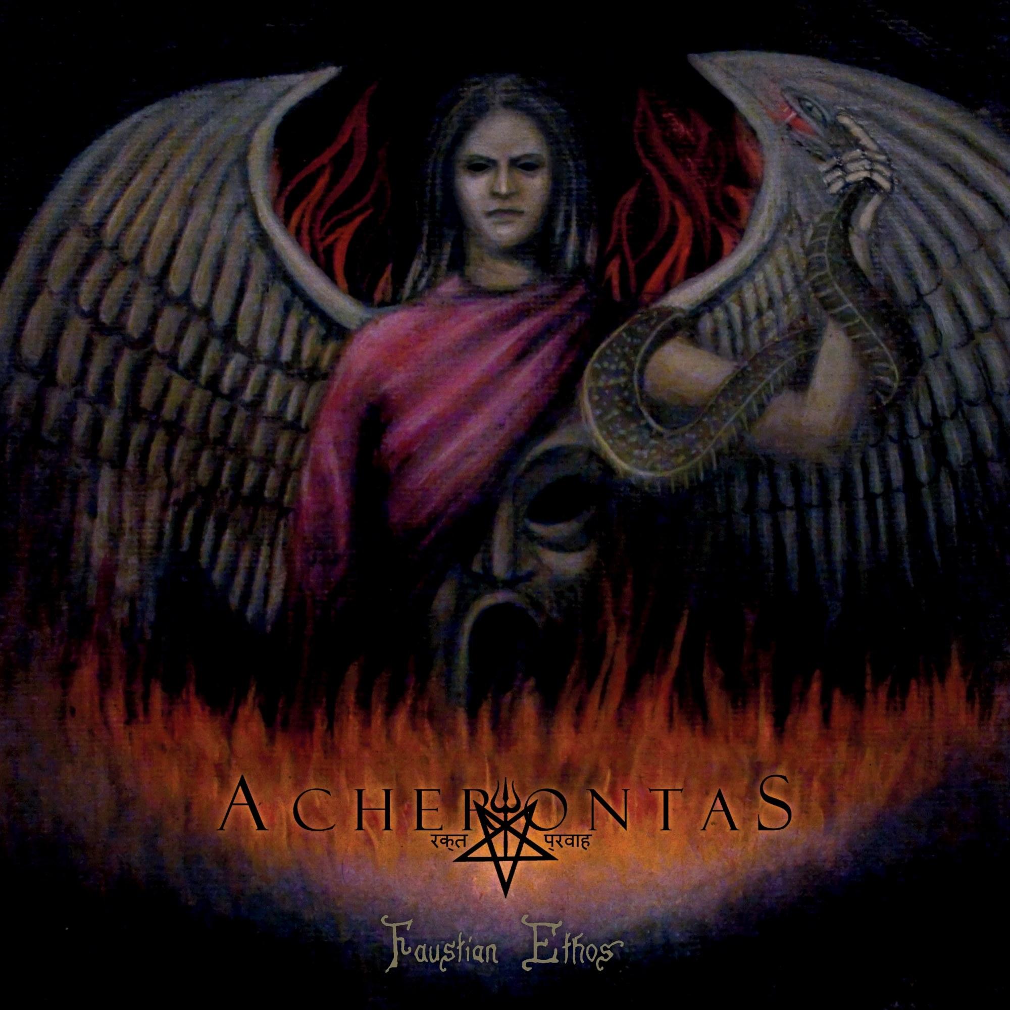 Reviews for Acherontas - Faustian Ethos