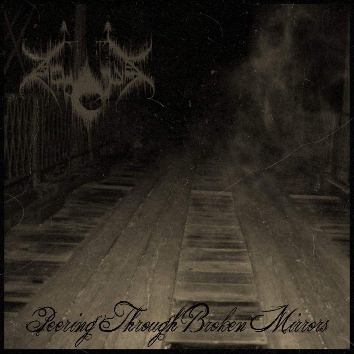 Review for Achlys - Peering Through Broken Mirrors