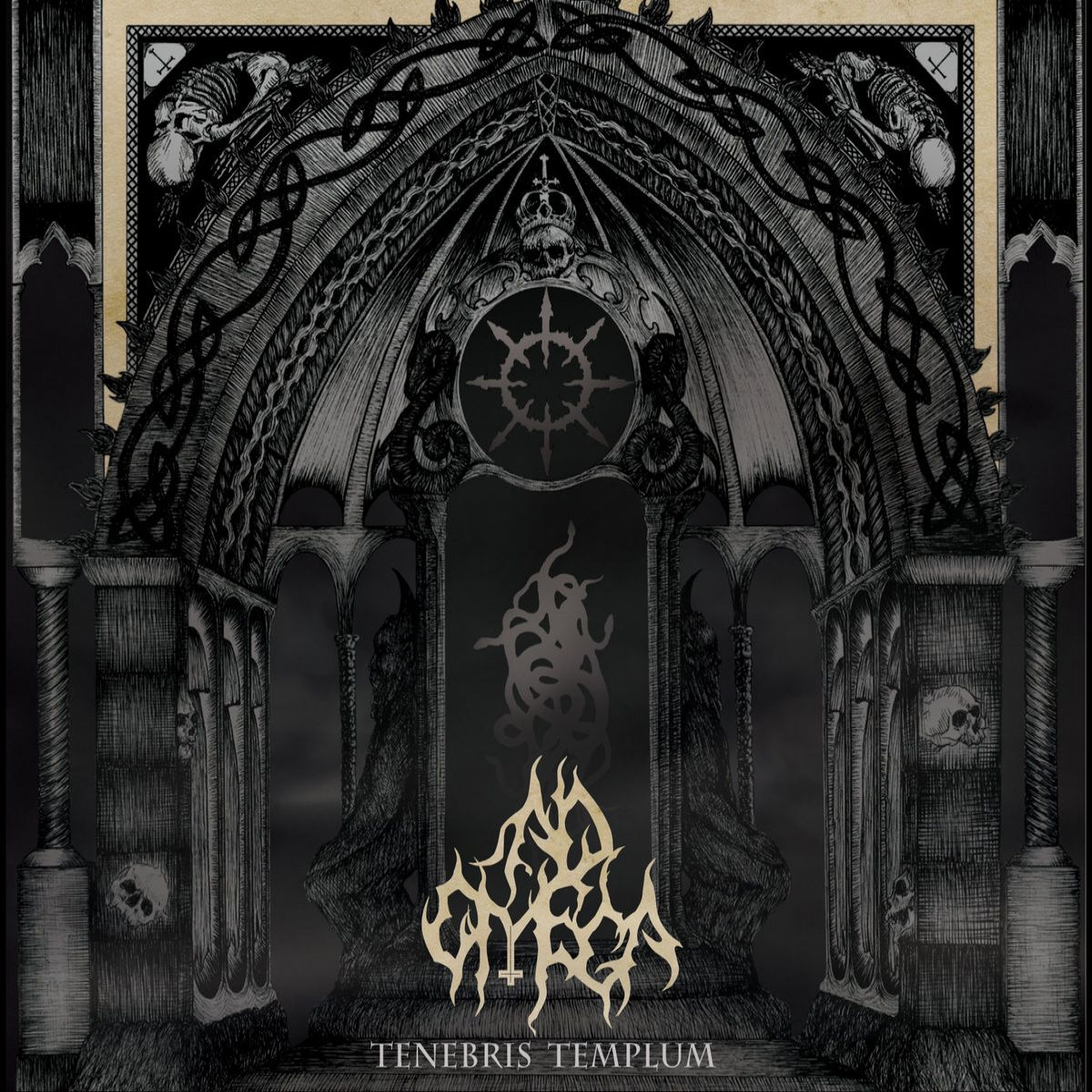 Review for Ad Omega - Tenebris Templum