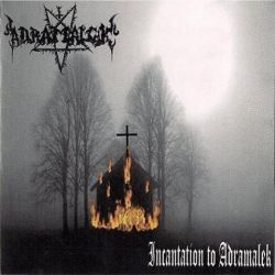 Review for Adramalek - Incantation to Adramalek