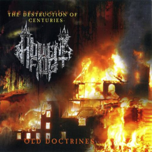 Best Moldovan Black Metal album: 'Advent Fog - The Destruction of Centuries Old Doctrines'