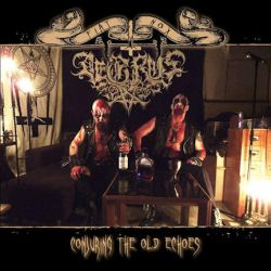 Reviews for Aegrus - Conjuring the Old Echoes