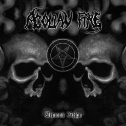 Review for Aeolian Fire - Demonic Reign