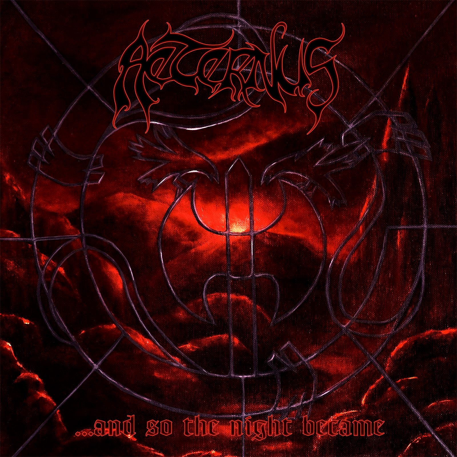 Review for Aeternus - ...and So the Night Became