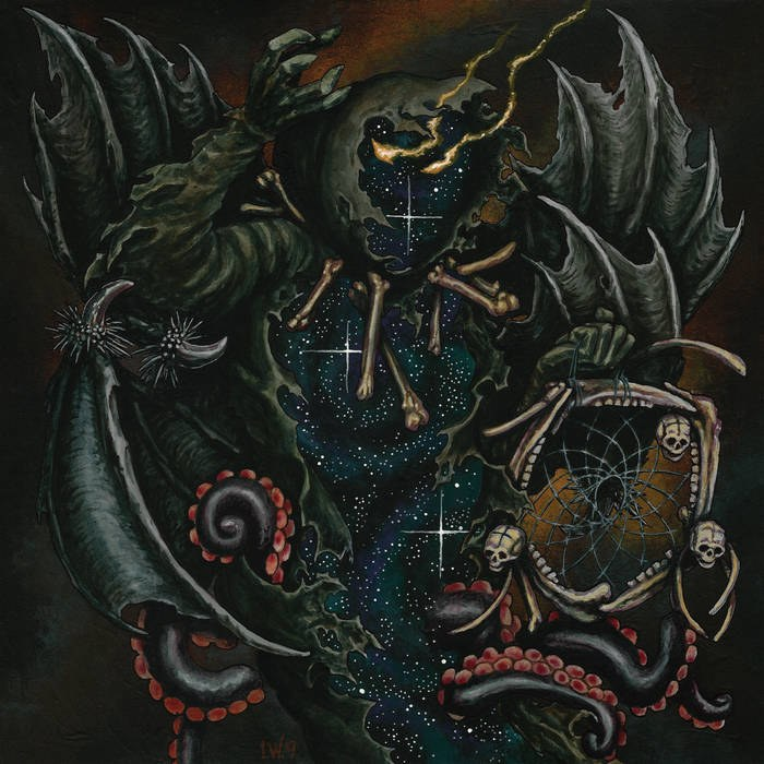 Reviews for Ævangelist - Nightmarecatcher