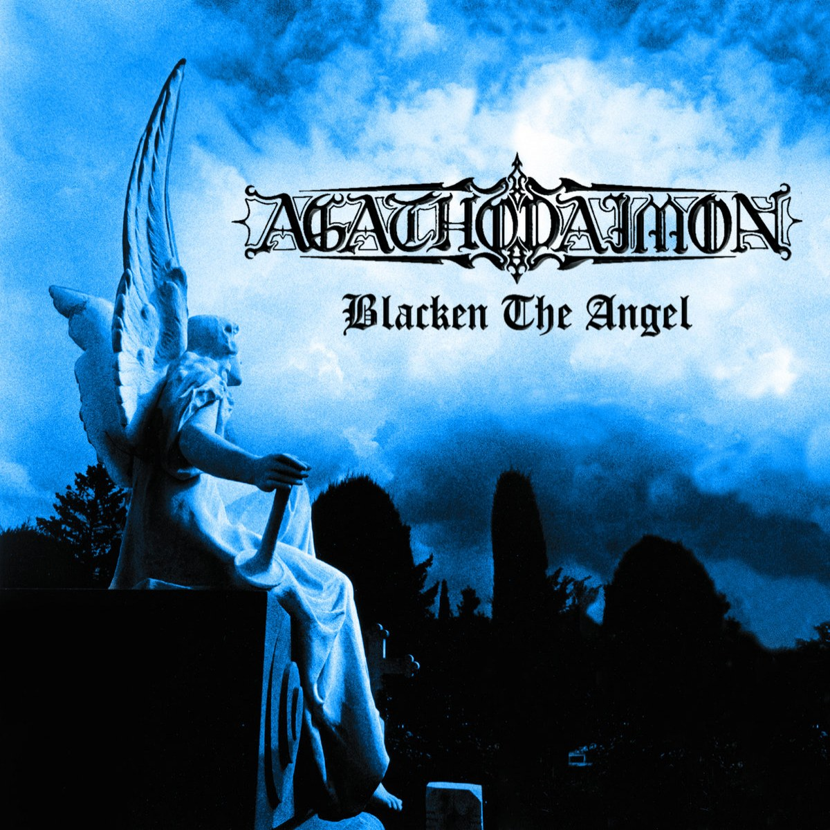 Review for Agathodaimon - Blacken the Angel