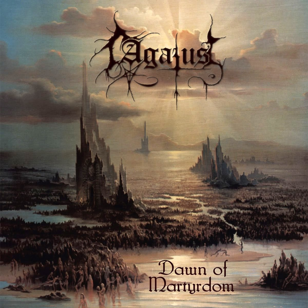 Review for Agatus - Dawn of Martyrdom