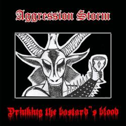 Review for Aggression Storm - Drinking the Bastard's Blood