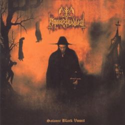 Agonia Blackvomit - Satanic Black Vomit
