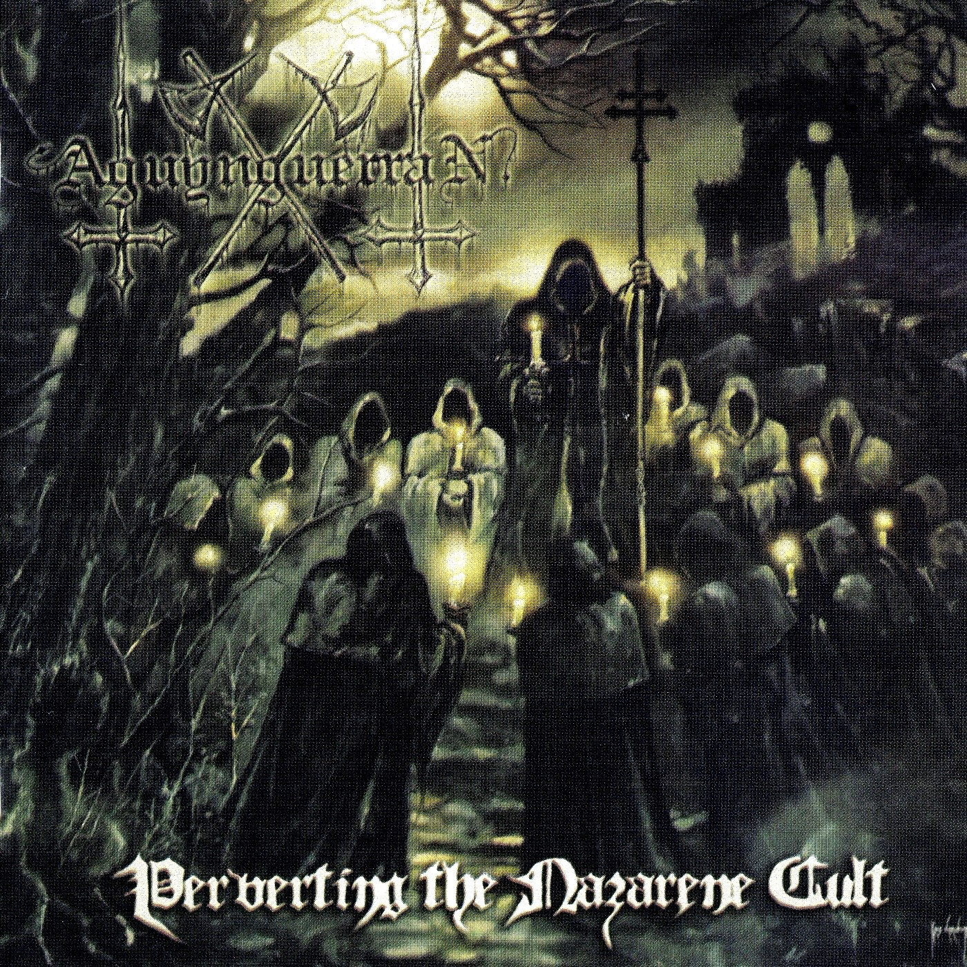 Review for Aguynguerran - Perverting the Nazarene Cult