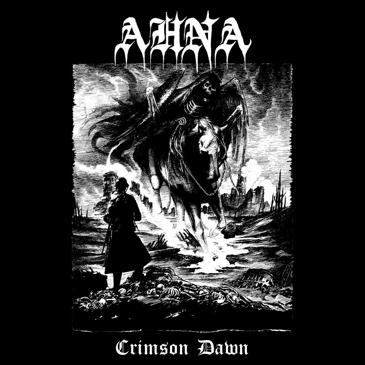 Review for Ahna - Crimson Dawn