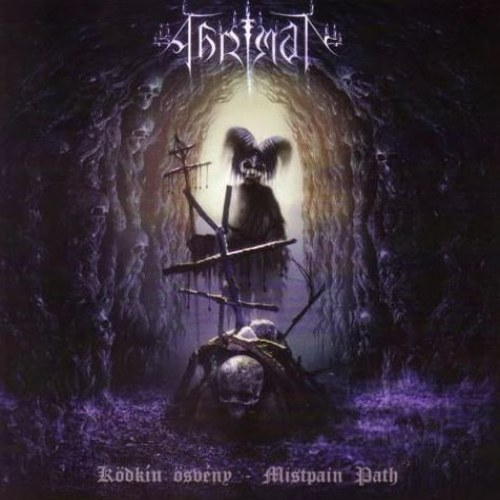 Review for Ahriman (HUN) - Ködkín Ösvény - Mistpain Path