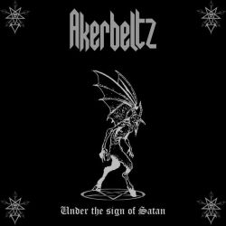 Review for Akerbeltz (BRA) - Under the Sign of Satan