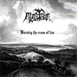 Review for Alasthor (BEL) - Burning the Cross of Lies
