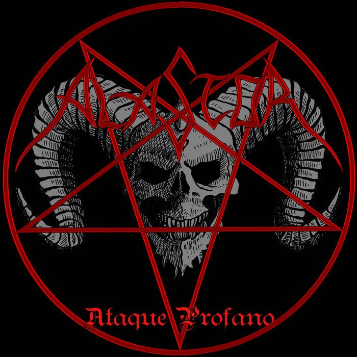 Alastor (PRT) - Ataque Profano
