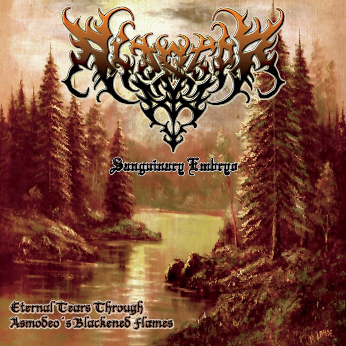 Best Costa Rican Black Metal album: Alastor Sanguinary Embryo - Eternal Tears through Asmodeo's Blackened Flames