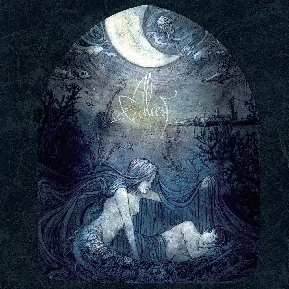 Review for Alcest - Écailles de Lune