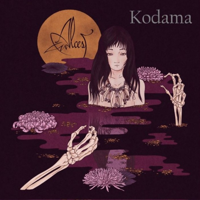 Review for Alcest - Kodama